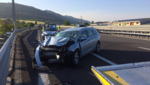 Ripristino strade post incidente